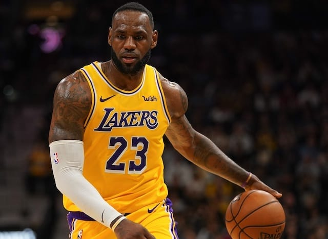 Player Agents Upset They Couldn't Get on Lakers Without LeBron's Approval