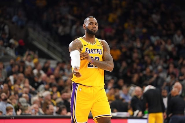 Lakers News: Lebron James Feels Better Than He's Ever Felt