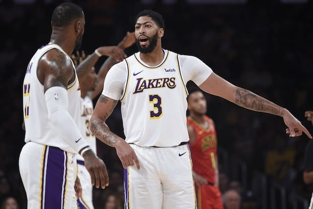 Oklahoma City Thunder vs. Los Angeles Lakers Prediction, Preview, and Odds