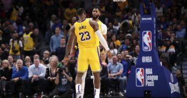 Lakers Hightlights: Lebron James Drops Historic Triple-double In Thrilling Overtime Win Against Mavericks
