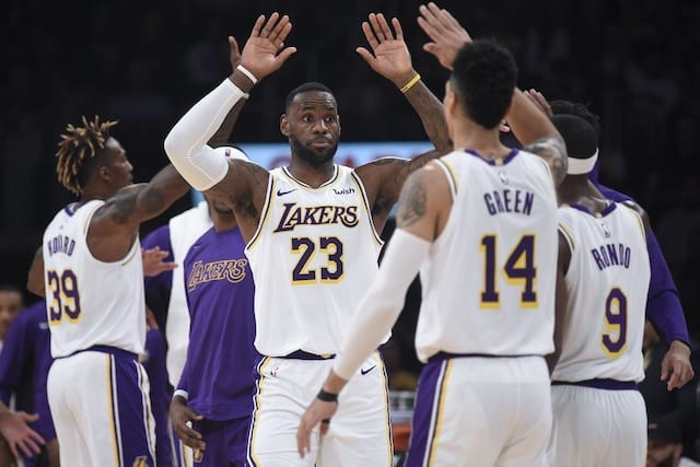 Lakers News: Lebron James Motivated By How 2018-19 Nba Season Ended And 'everything That Went With It'