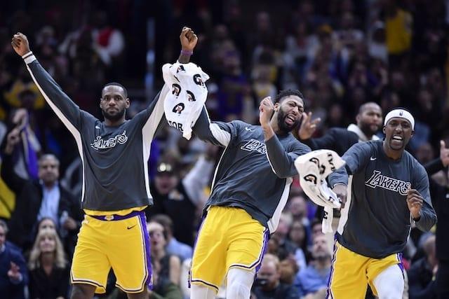 3 Things Learned From Lakers Vs. Bulls During 2019-20 Nba Season