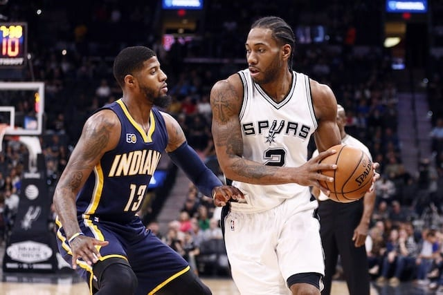 Nba News: Paul George Wanted To Be Traded To Spurs As Well As Lakers In 2017