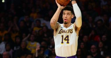 Danny Green, Lakers