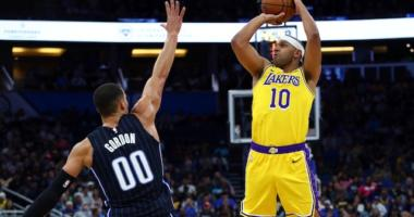 Jared Dudley, Lakers