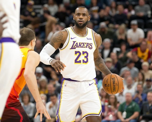 Lakers Vs. Trail Blazers Preview & TV Info: L.A. Looking ...