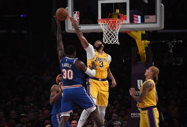 Bet on lakers vs knicks odds betting on march madness