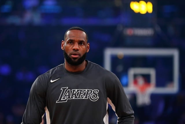Lakers Vs. 76ers Preview & TV Info: LeBron James Expected To Pass Kobe  Bryant To Conclude Grammy Road Trip | Lakers Nation