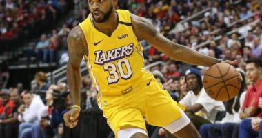 Troy Daniels, Lakers, Nuggets