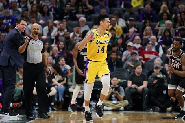 Lakers News Danny Green Grades His Performance During 2019 20 Nba Season Lakers Nation