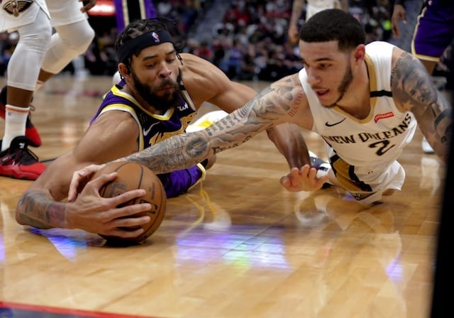 Jared Dudley praises LeBron, Kuzma on Twitter after Lakers win over Pelicans