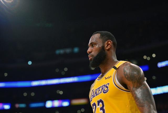 LeBron James, Lakers, Bucks