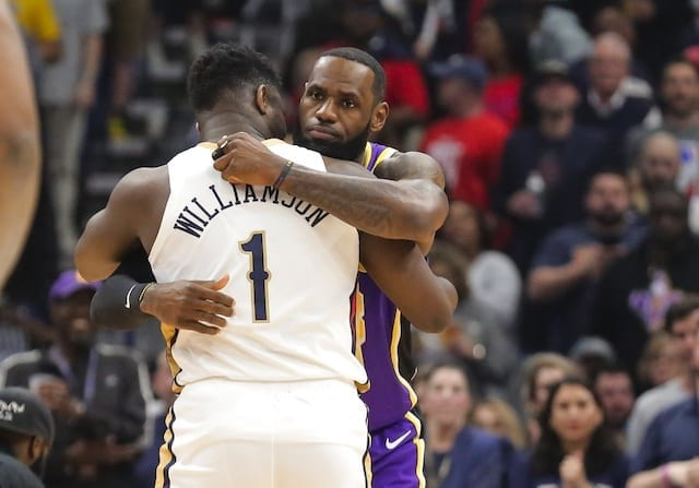 Lakers Sweep 2019 20 Nba Season Series Vs Pelicans Without Anthony Davis Alex Caruso Lakers Nation