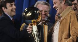 Jerry Buss, 1980 NBA Finals