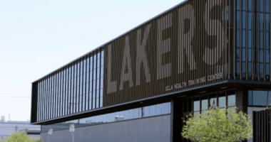Lakers, UCLA practice facility