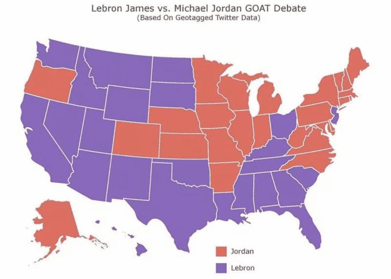 lebron james michael jordan