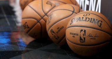 Spalding basketball