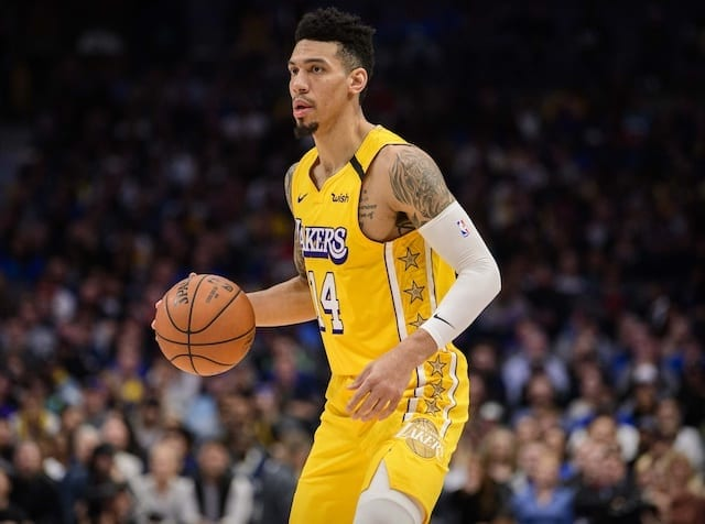 Lakers Danny Green A Lot Of Moving Parts With Disney World Bubble Scenario Lakers Nation