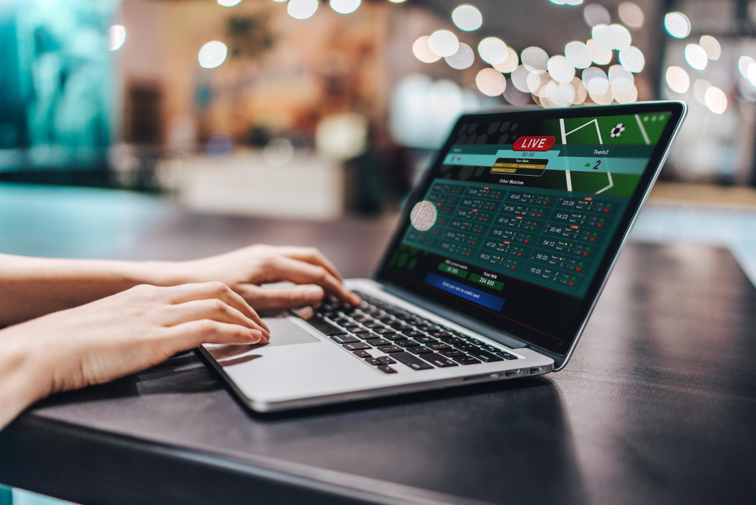 online betting legally