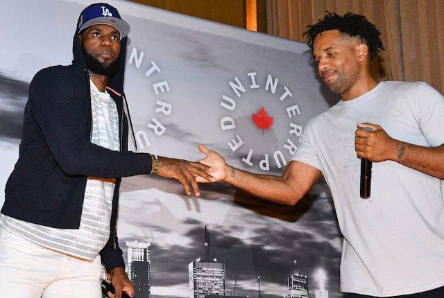 LeBron James, Maverick Carter