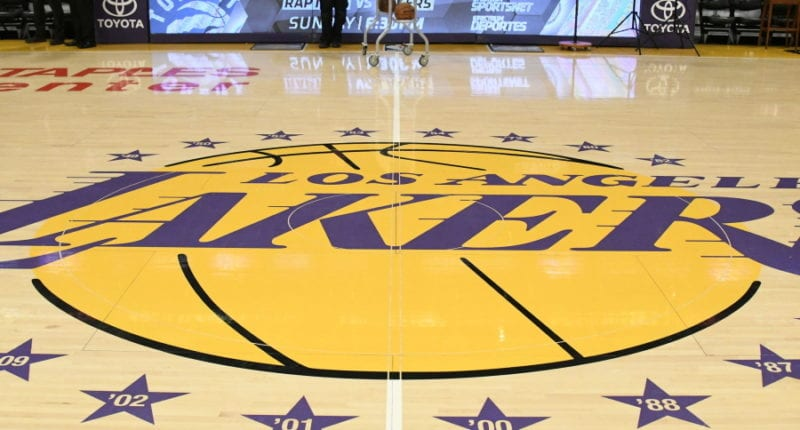 NBA: Utah Jazz at Los Angeles Lakers