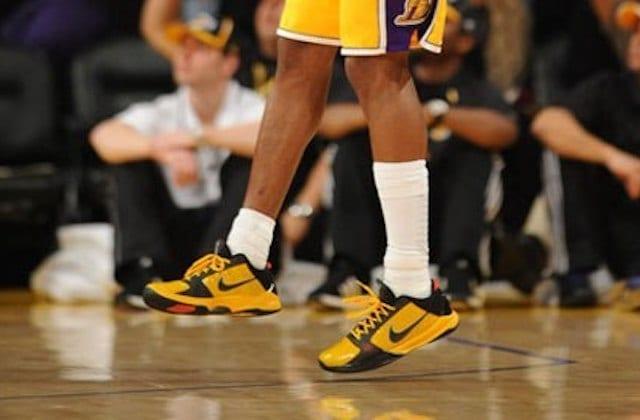 Kobe Bryant, Nike Zoom Kobe 5 Bruce Lee