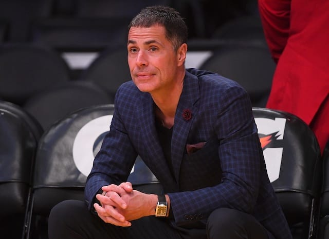 Lakers Rumors: Rob Pelinka Garners 'Little Support' For Executive Of The Year thumbnail