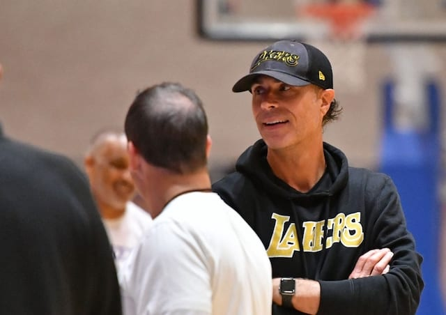 Lakers News: Rob Pelinka Stresses Collaborative Effort In Offseason Moves