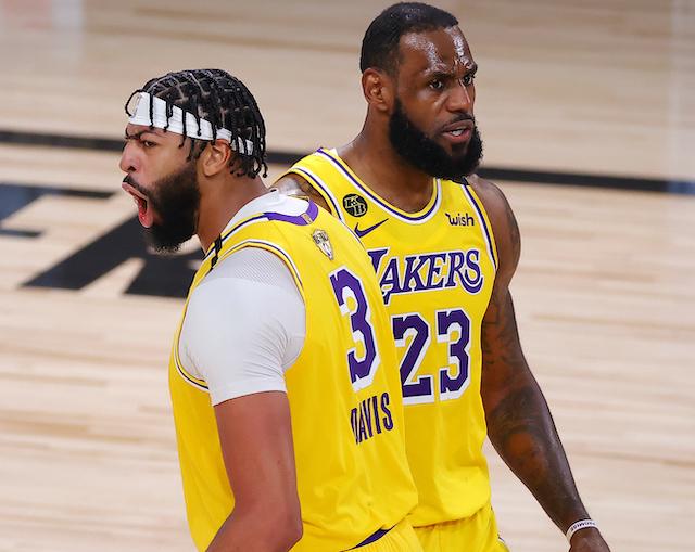 Lakers News: LeBron James, Anthony Davis May Change Jersey ...