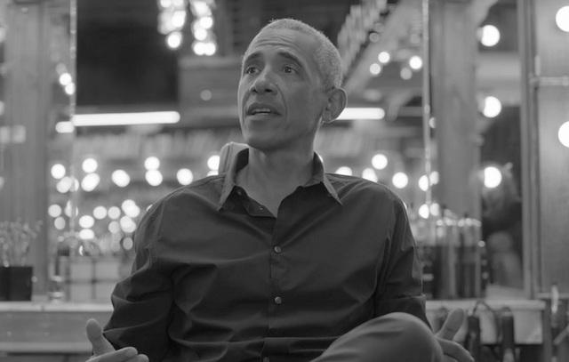 Barack Obama, The Shop
