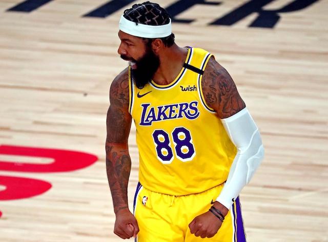 Lakers Free Agent Rumors: Markieff Morris Re-Signs