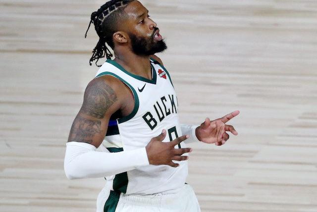 Wesley Matthews, Bucks, Lakers