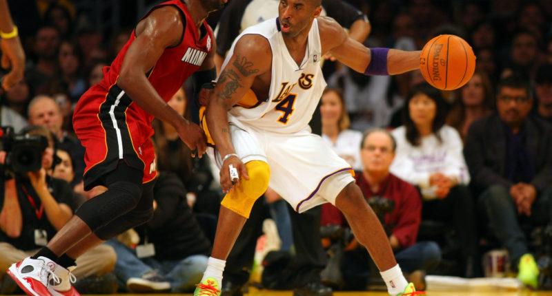 Kobe Bryant, Dwyane Wade, Nike Kobe 6 Grinch