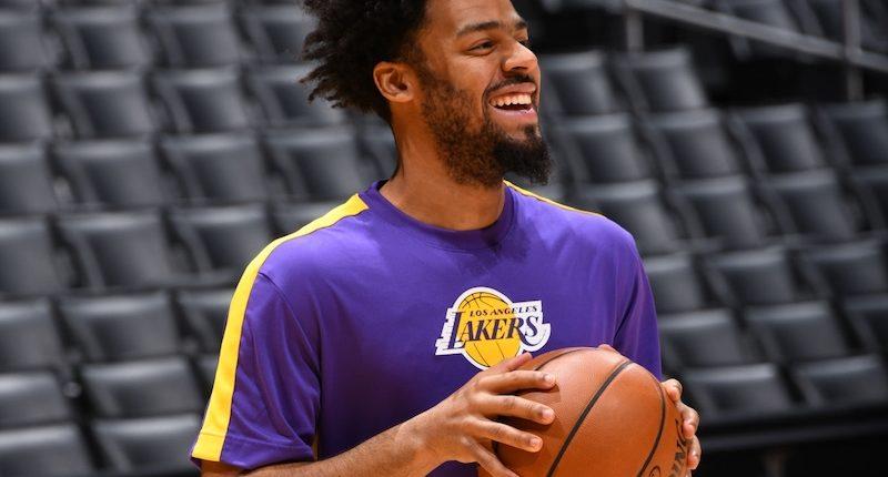 Quinn Cook, Lakers