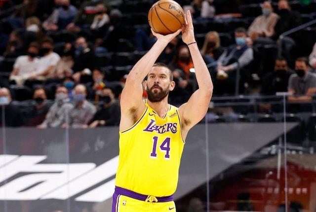 Marc Gasol, Lakers