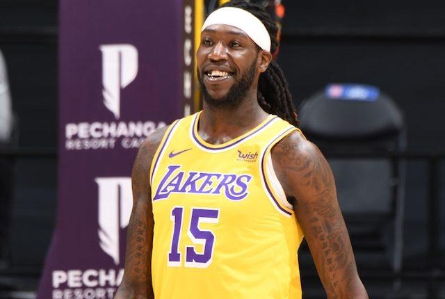 Montrezl Harrell, Los Angeles Lakers