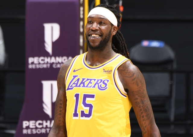 Lakers Rumors: Montrezl Harrell Leaning Towards Opting In To ...