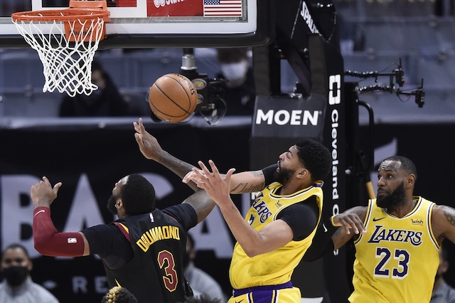 Lakers News: Andre Drummond Believes Playing With LeBron James & Anthony Davis Will Benefit His Game - LakersNation.com