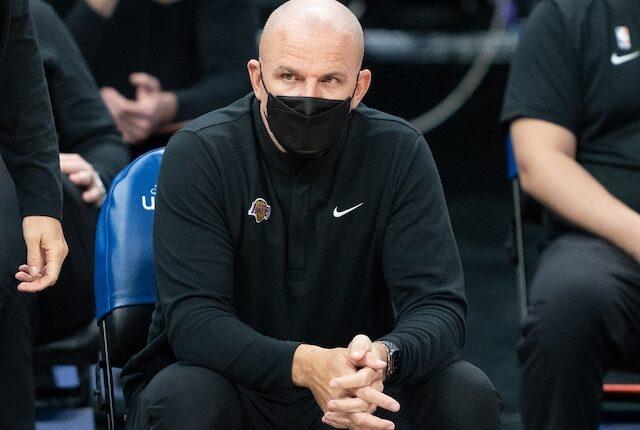Jason Kidd, Lakers