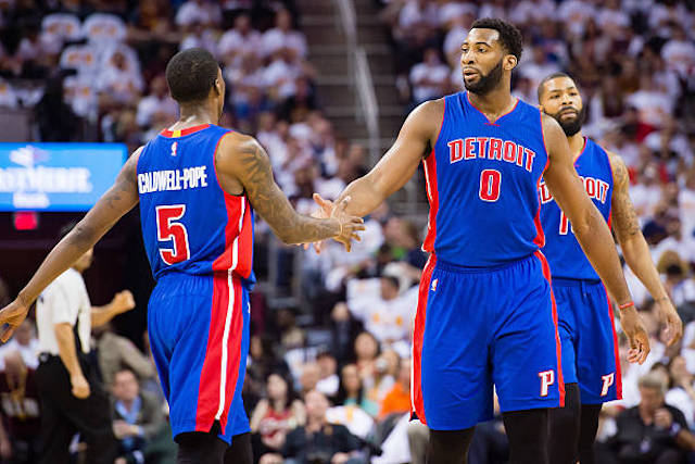 Andre Drummond Credits Former Pistons Teammates For Helping Him Get Acclimated To Lakers - LakersNation.com