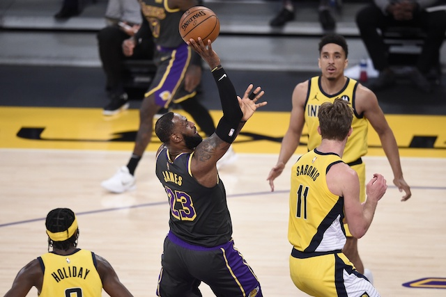 Lakers Vs. Pacers Game Preview & TV Info: LeBron James, Anthony Davis & Dennis Schroder Return To Action