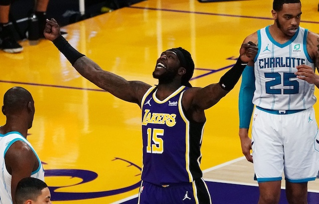 Montrezl Harrell, Los Angeles Lakers, Charlotte Hornets
