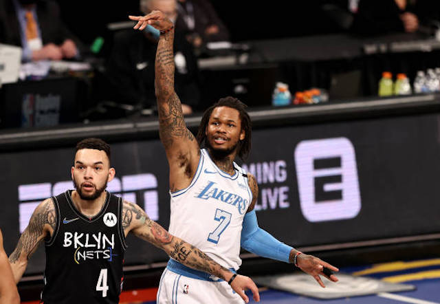 Lakers' Ben McLemore Says 'It Doesn't Take Much To Get Me Hot ...