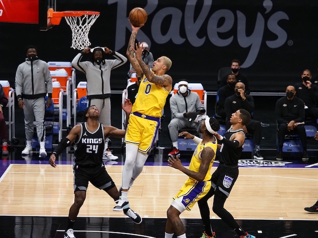 Recap: Kyle Kuzma Shines In Lakers' Blowout Win Over Kings