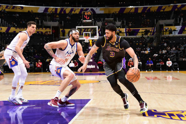 Lakers Highlights: Anthony Davis Resembles Old Self, Marc Gasol Provides Spark In Win Over Nuggets