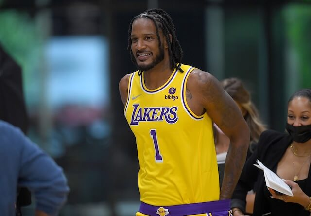 LeBron James: Lakers Will Welcome Trevor Ariza Back After He Recovers From Ankle Surgery - LakersNation.com